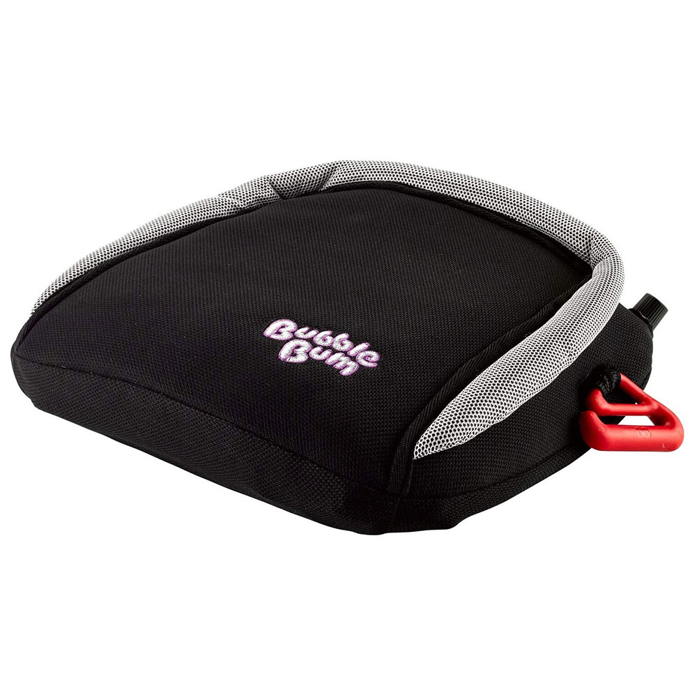 BubbleBum Backless Inflatable Booster Car Seat