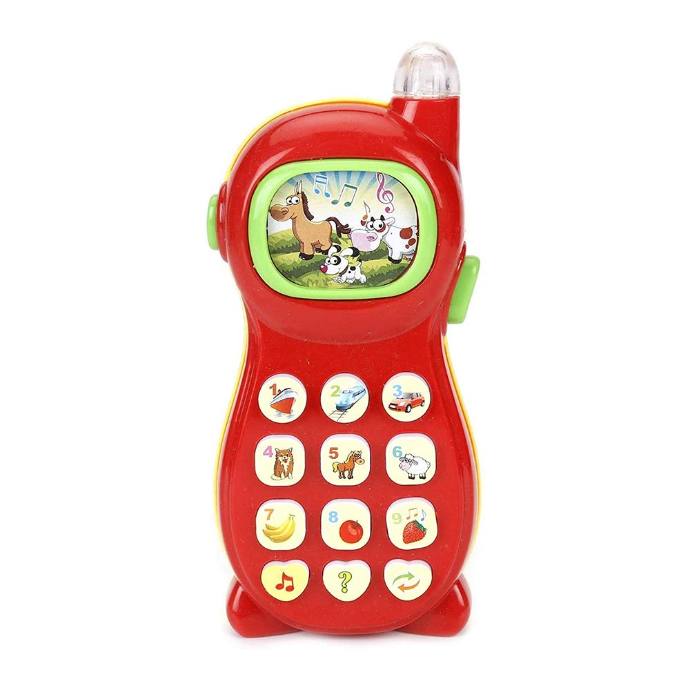 Cartup Learning Mobile Phone Toy for Kids-1