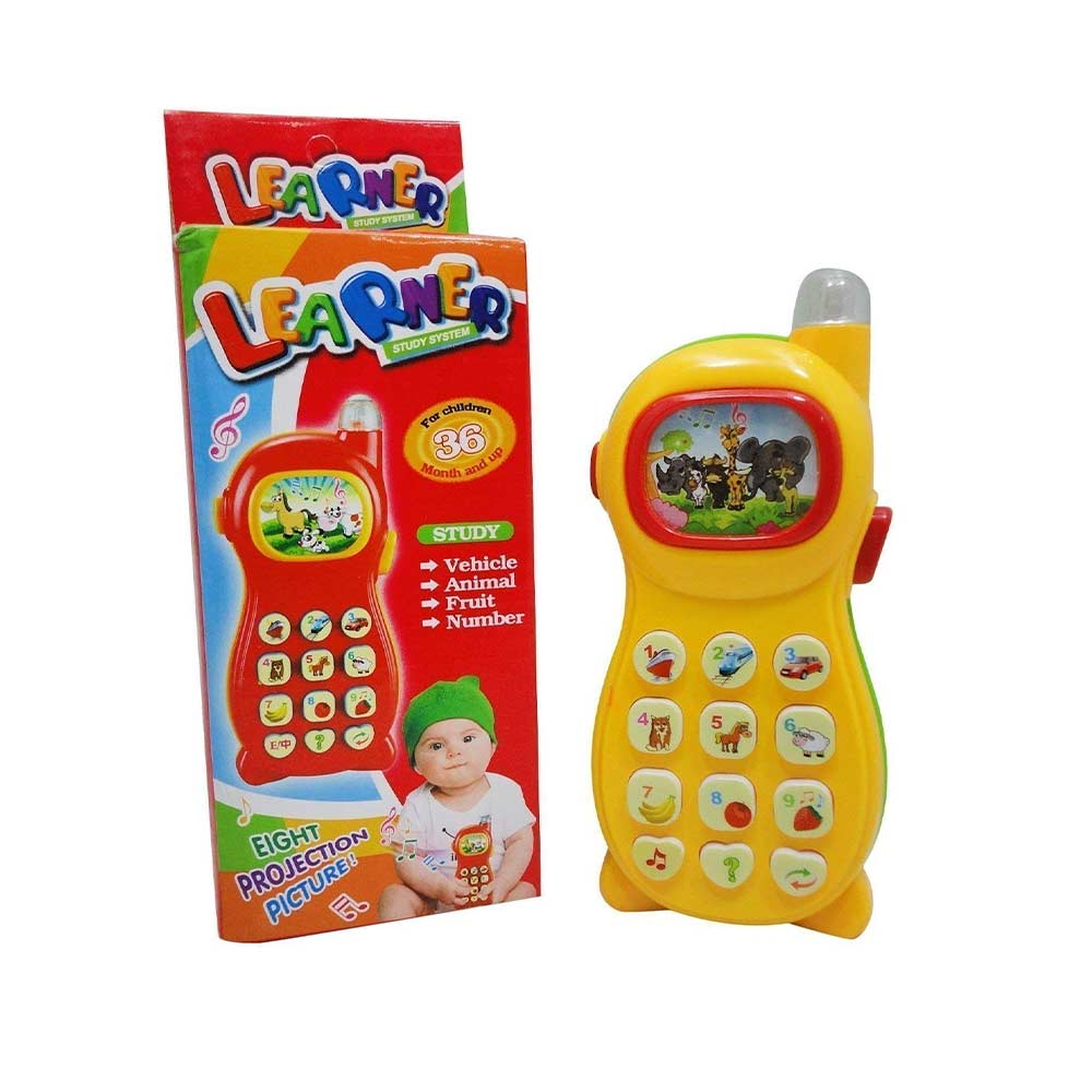 Cartup Learning Mobile Phone Toy for Kids-3