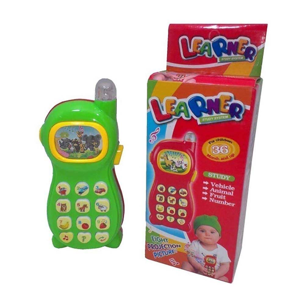 Cartup Learning Mobile Phone Toy for Kids-4
