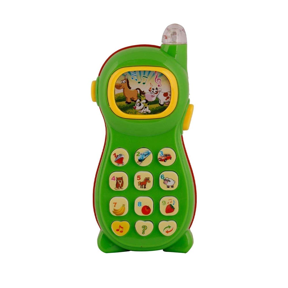 Cartup Learning Mobile Phone Toy for Kids-0