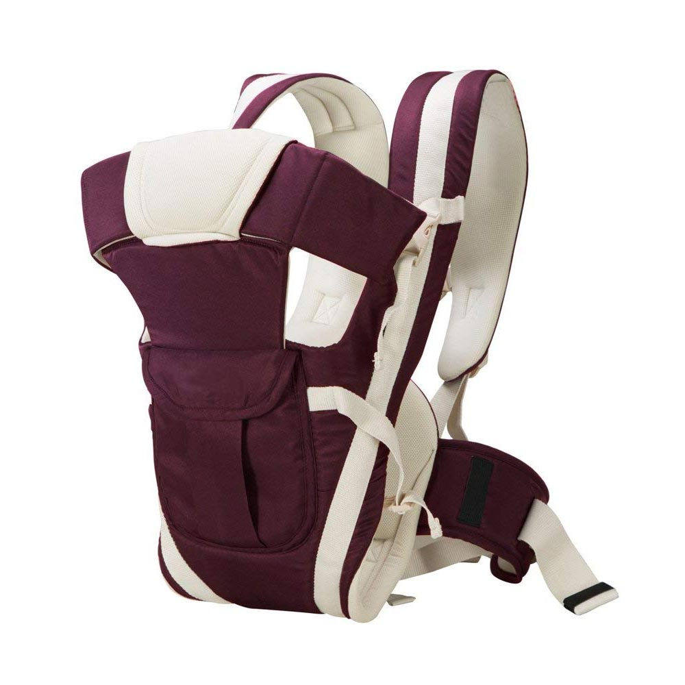 Chinmay Kids 4-in-1 Adjustable Baby Carrier