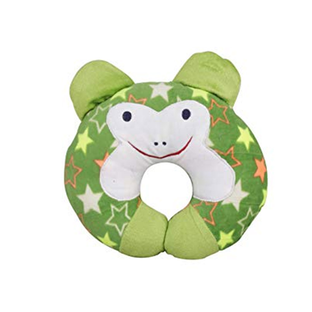 Chinmay Kids U Shaped Cotton Pillow