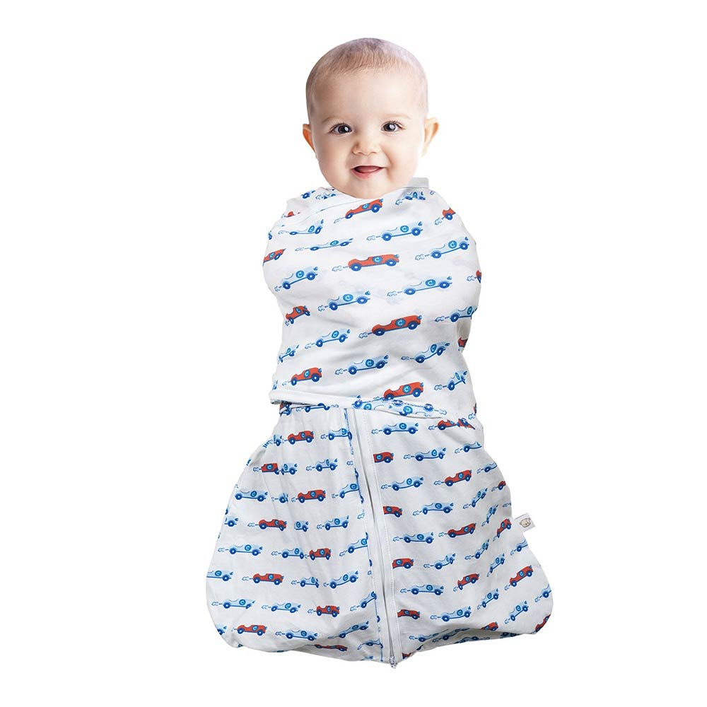 Clevamama 3-in-1 Swaddle Bag
