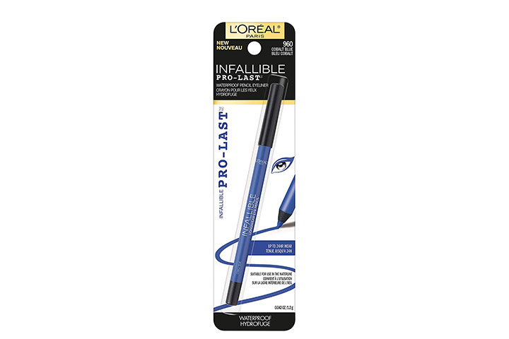 Cobalt blue Maybelline Eyestudio Master Precise