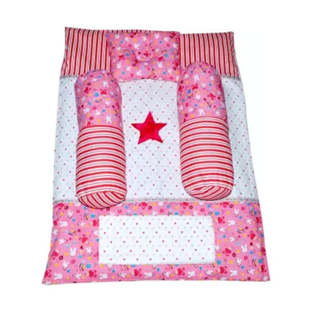 Creative Textiles Kid's Cotton Anti-Roll Pillow