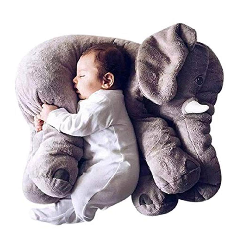 DearJoy Baby Elephant Pillow