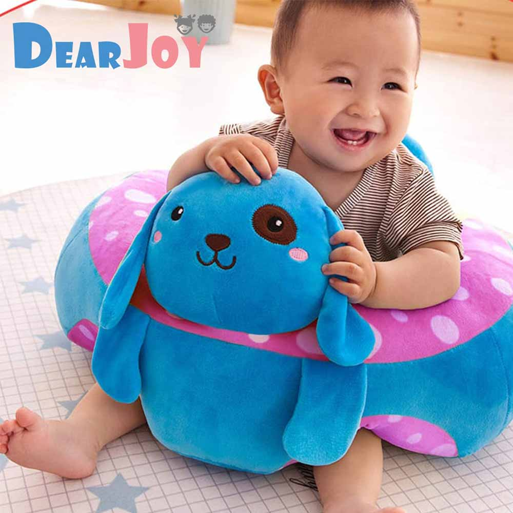 DearJoy Cotton Toddlers' Baby Sofa and Training Seat