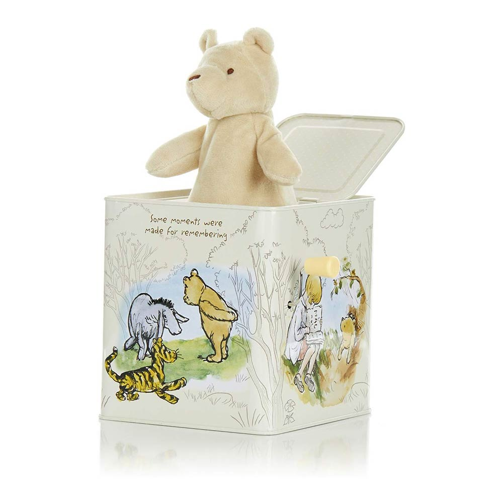 Disney Classic Pooh  Jack in The Box