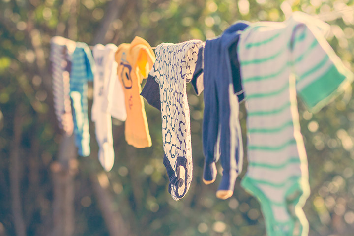 Drying the Clothes
