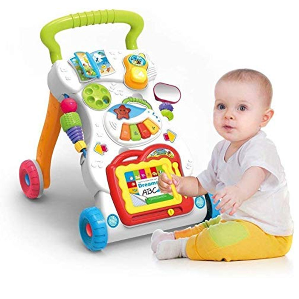 ENJOY the celebration people Kids Musical & Activity Walker