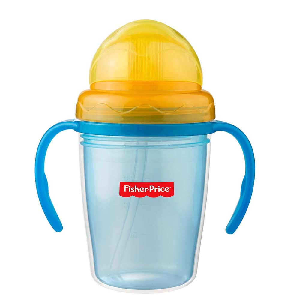 Fisher-Price Double Wall Baby Sipper Training Cup