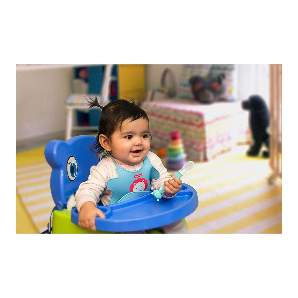 Fisher-Price Ultra Care Baby Bib with Pocket - Waterproof