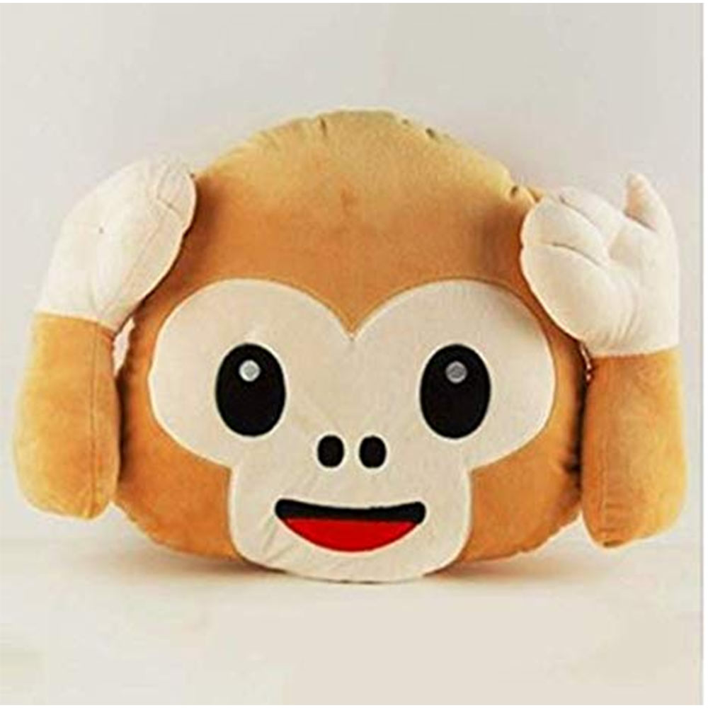 Frantic Soft Plush Pillow Cushion