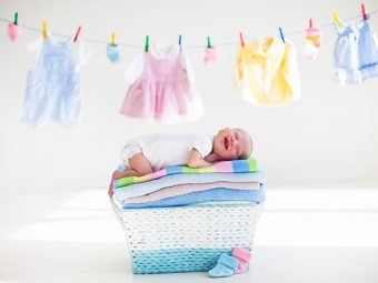 Go Gentle On The Baby Clothes With This Baby Laundry Wash
