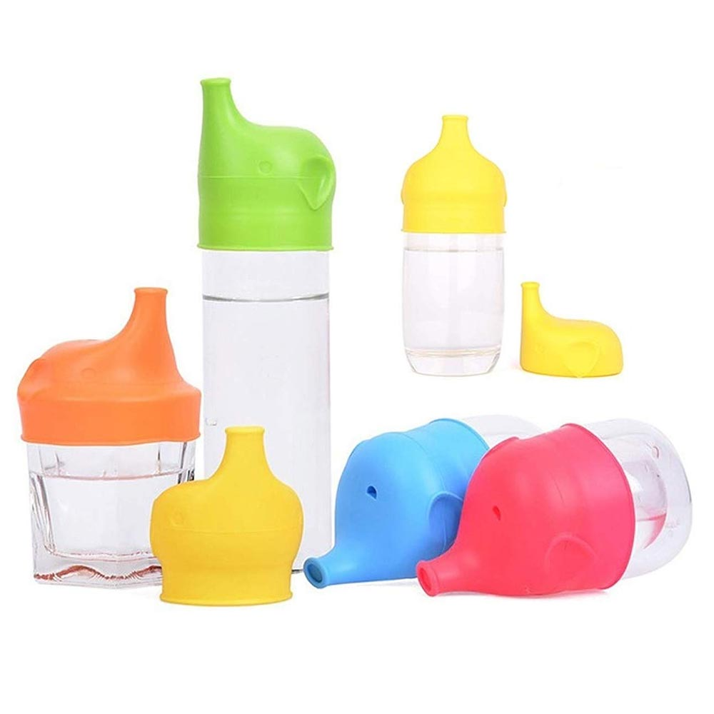 Happy Tears Silicone Sippy Sipper