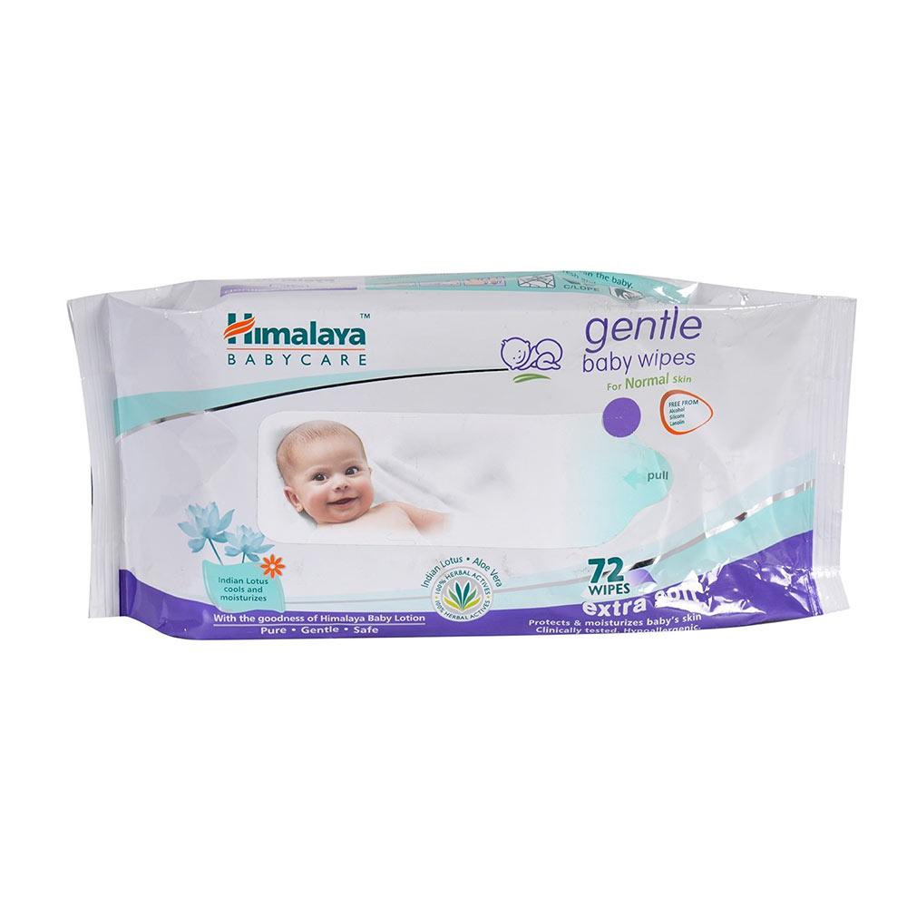 Himalaya Gentle Baby Wipe