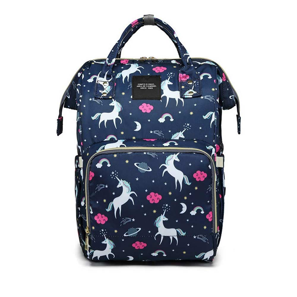 House of Quirk Baby Diaper Bag