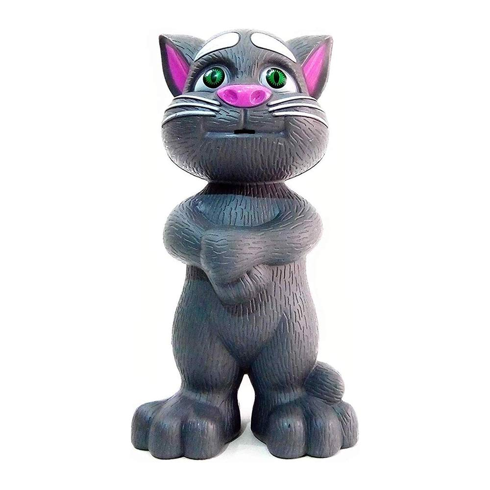 Iblay Interactive Talking Tom Cat Toy for Kids