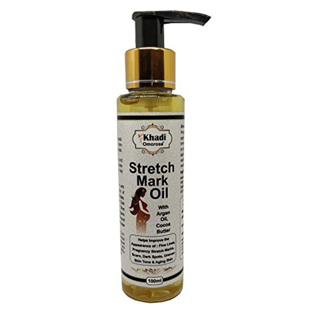 Khadi Omorose Stretch Mark Oil