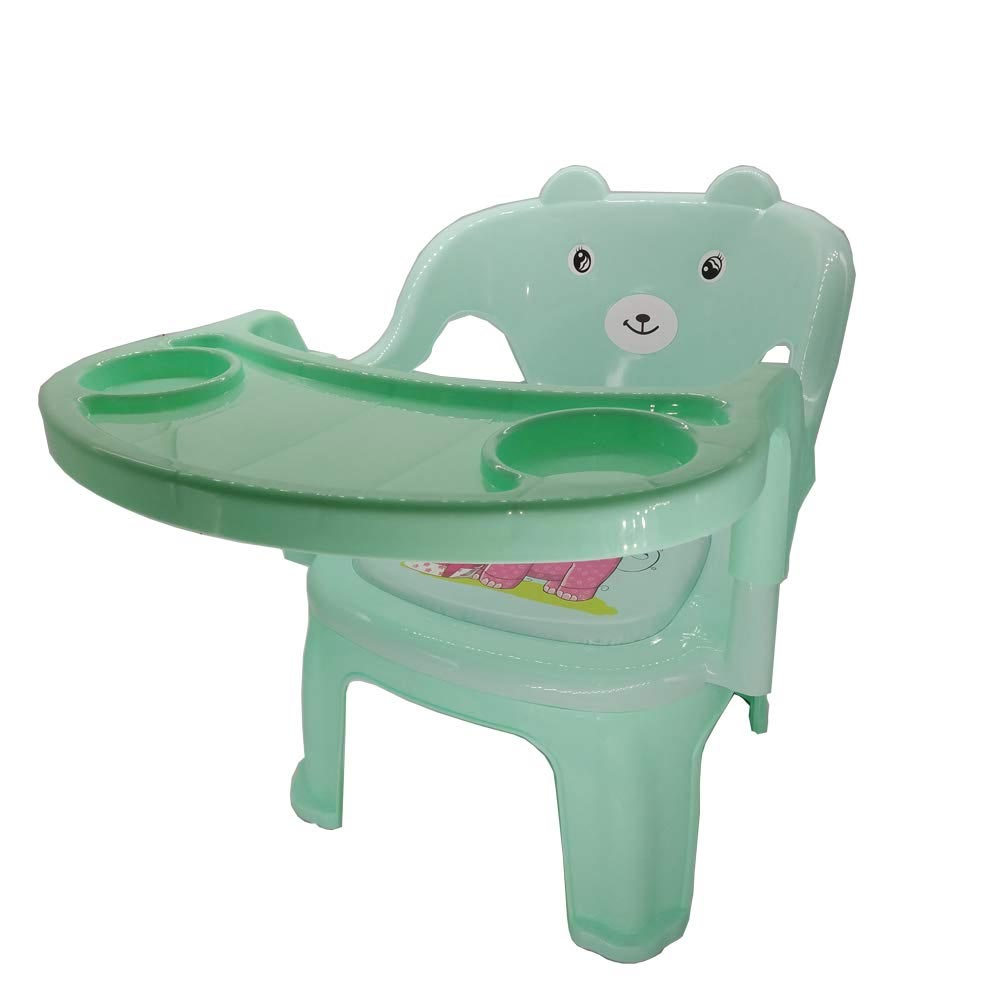 Kretix Plastic Sound Pop N Up Baby Chair