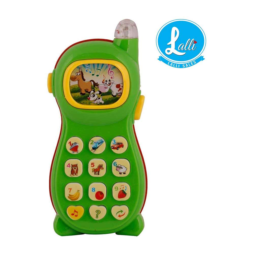 Lalli Sales Learning Mobile Phone Toy for Kids-1