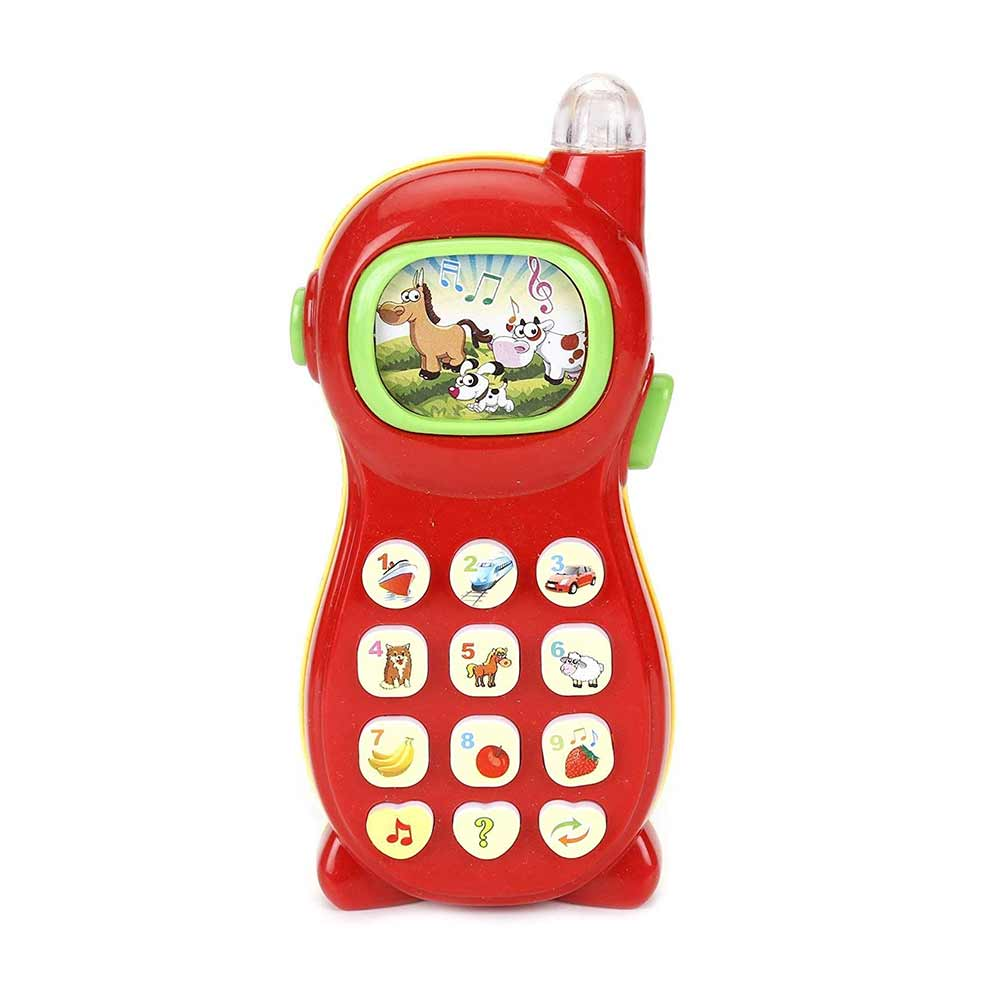 Lalli Sales Learning Mobile Phone Toy for Kids-2