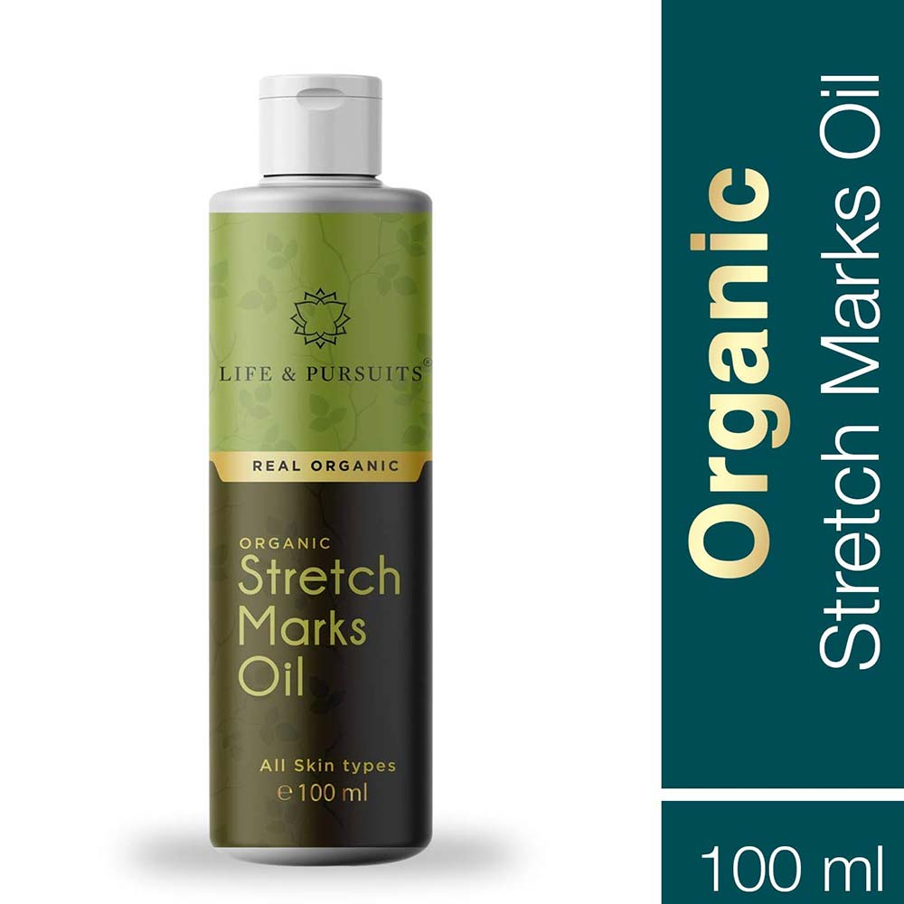 Life & Pursuits Stretch Mark Oil For Pregnancy