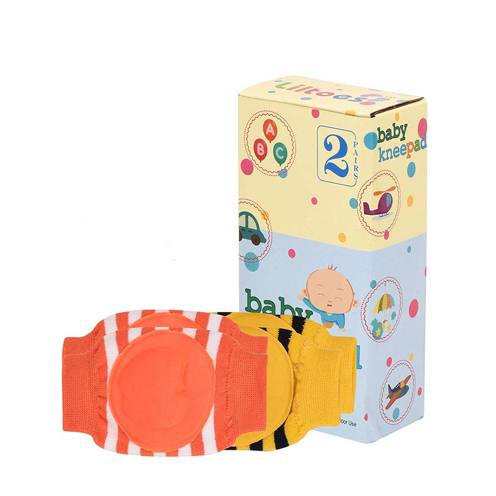 Liltoes Supersoft Baby Knee & Elbow Pads