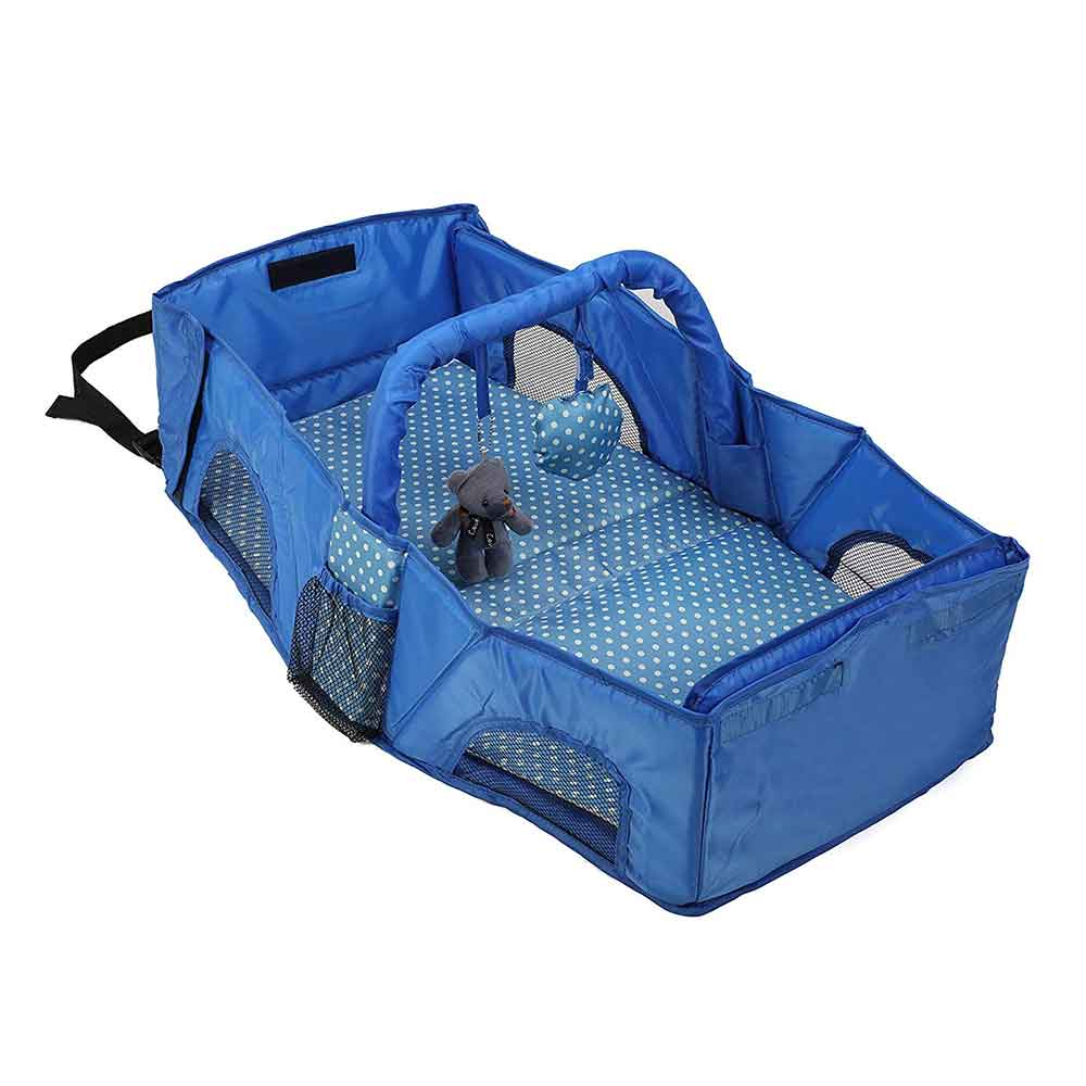 Luvlap Baby Nest Travel Bed