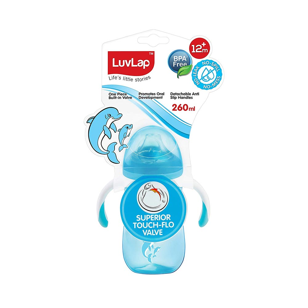 Luvlap Dolphin Sipper-3