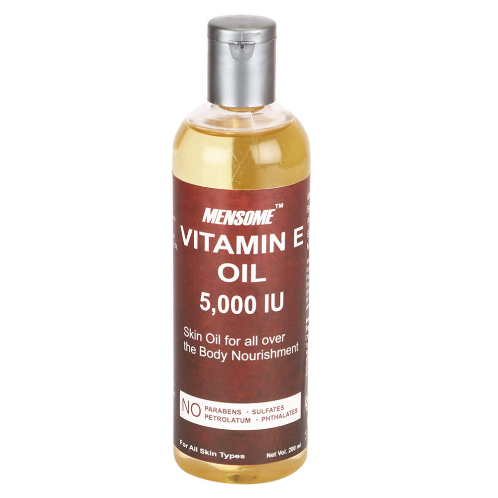 MENSOME Vitamin E Oil For Stretch Mark