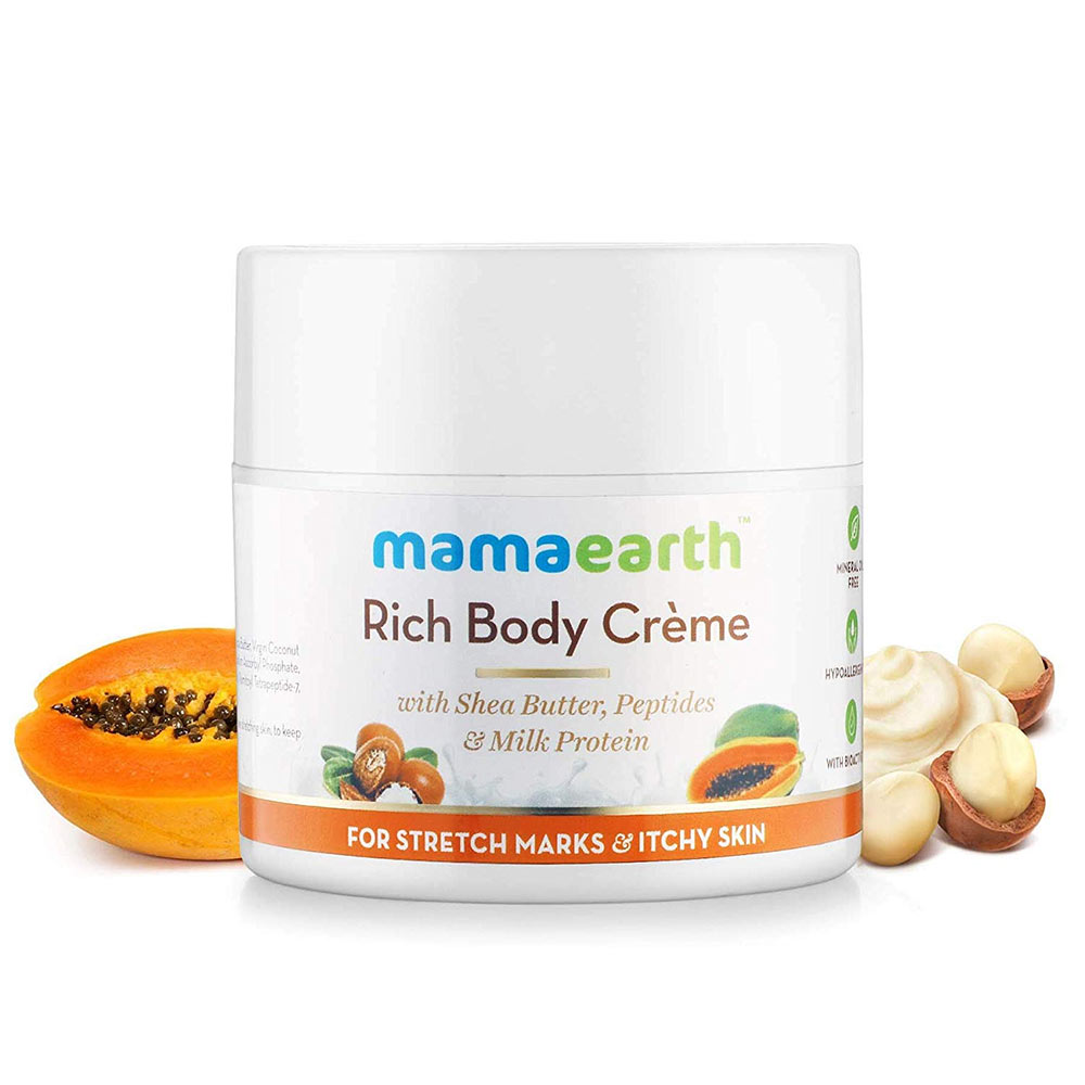 Mamaearth Stretch Marks Cream