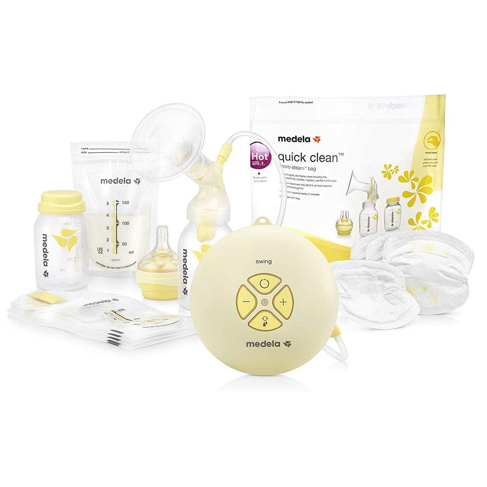Medela Swing Essentials Electric Breast Pump Set