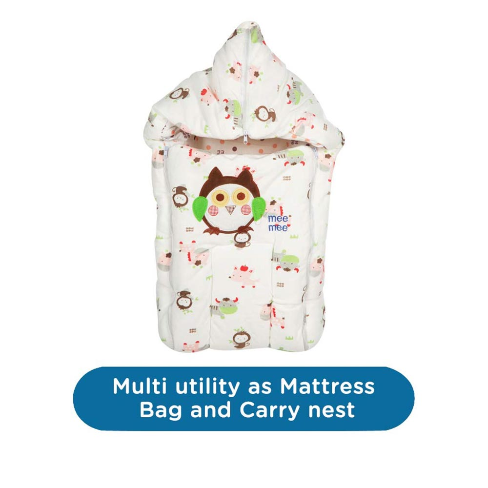 Mee Mee Baby Cozy Carry Nest Bag