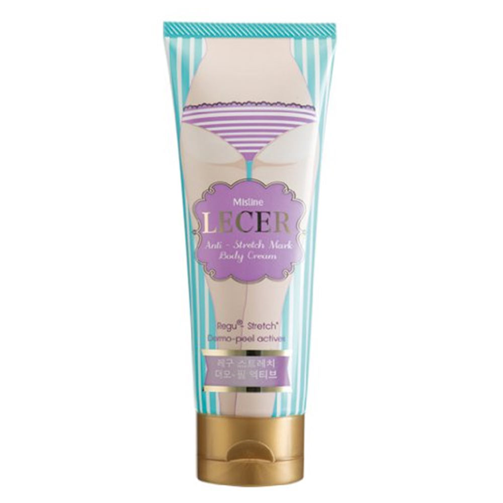 Mistine Lecer Anti -Stretch Mark Body Care Cream