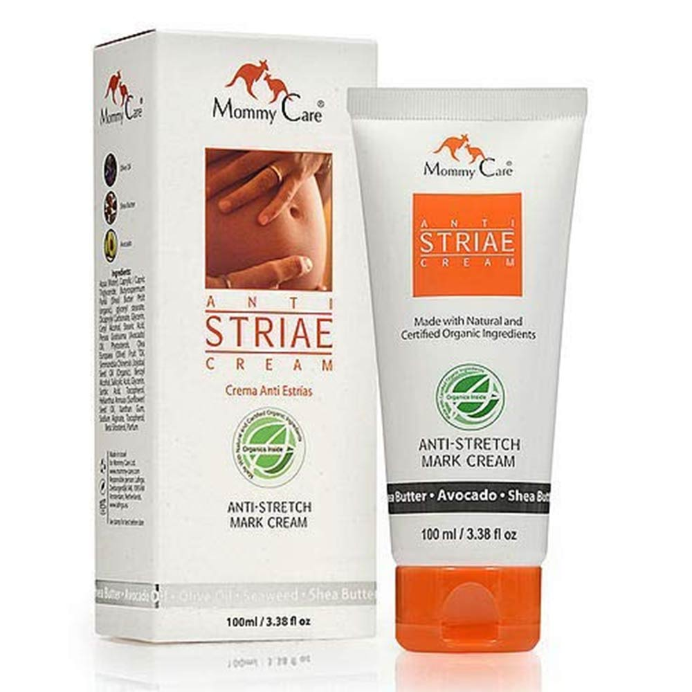 Mommy Care Anti Striae Pregnancy Stretch Marks Cream