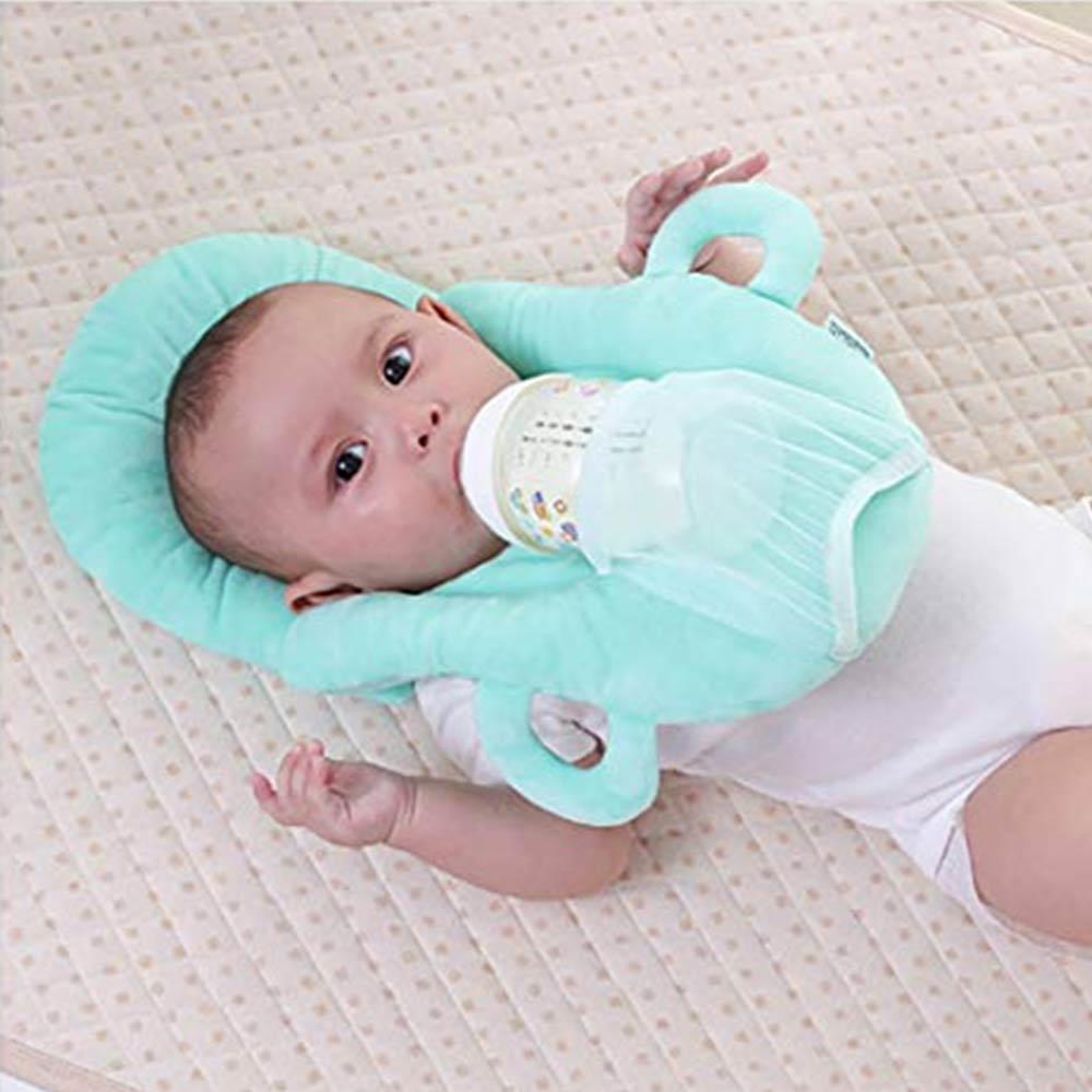 MosQuick Baby Bottle Feeding Nursing Washable Pillow
