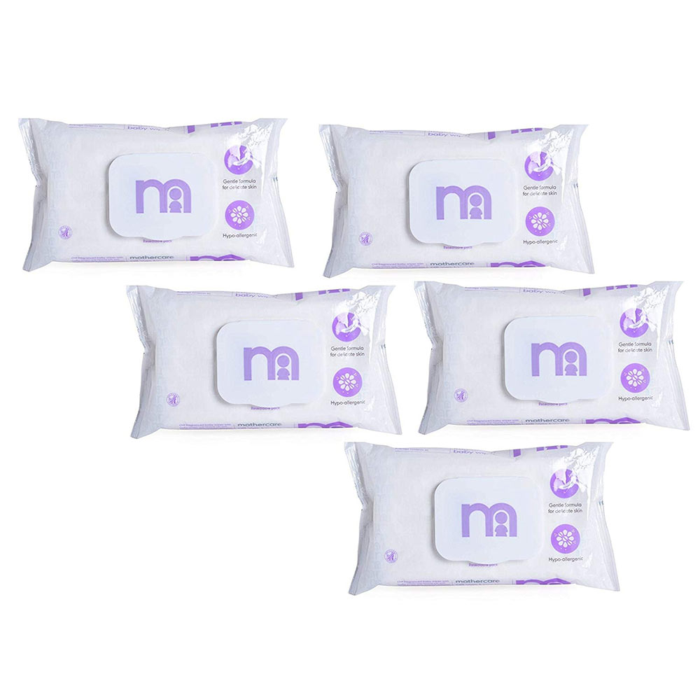Mothercare Fragranced Wipes