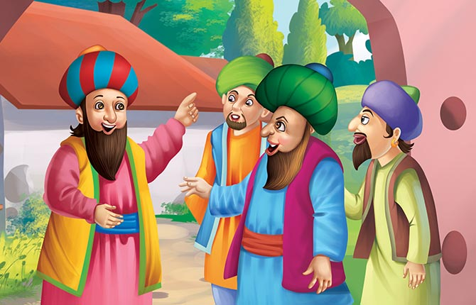 Mullah Nasruddin Ka Bhashan
