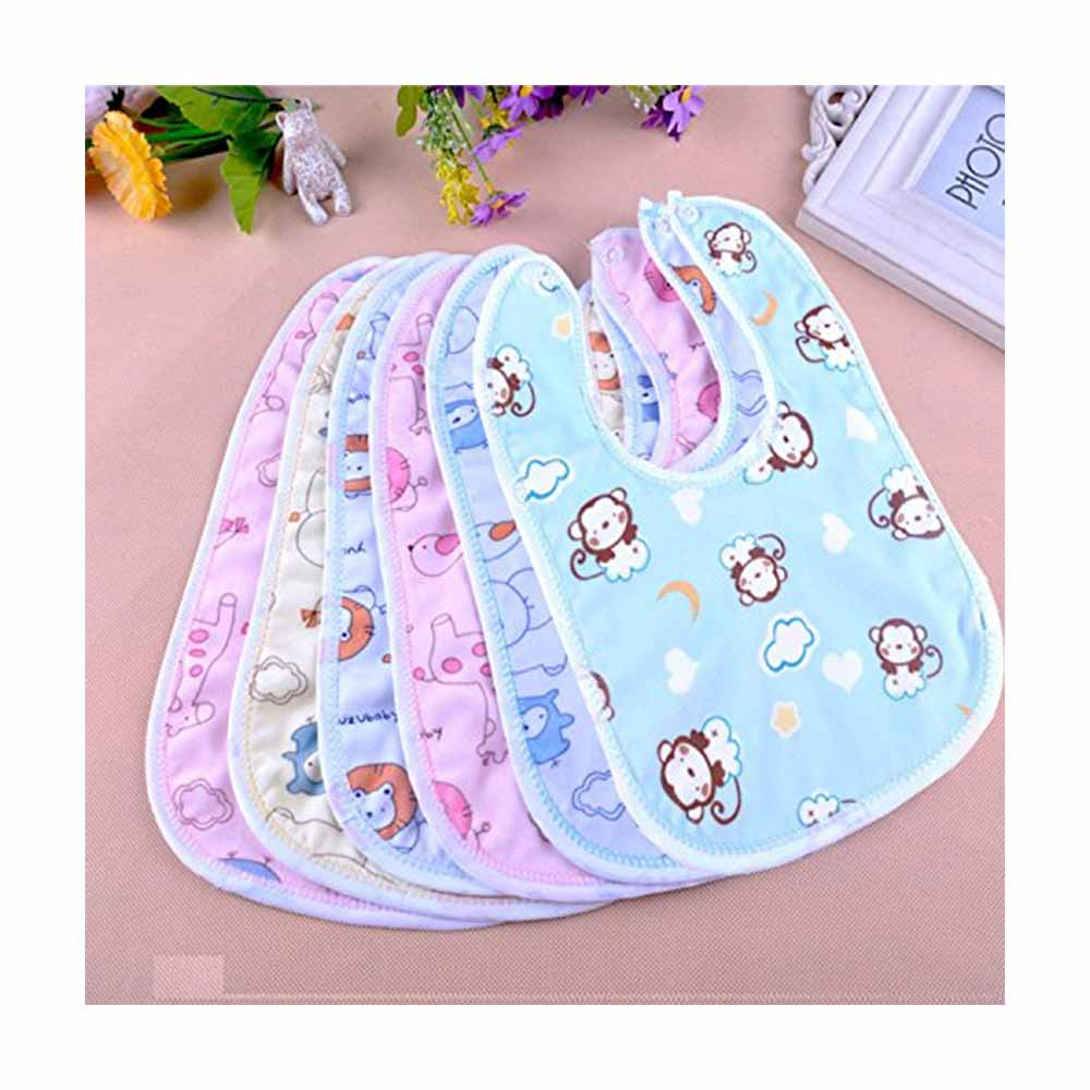 My NewBorn Baby Cotton Bibs