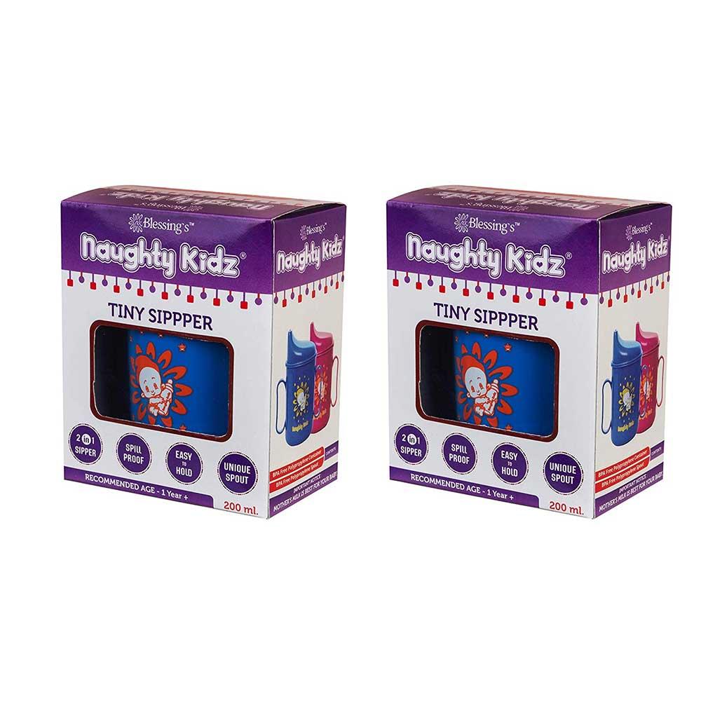 NAUGHTY KIDZ Premium Sipper for Baby-3