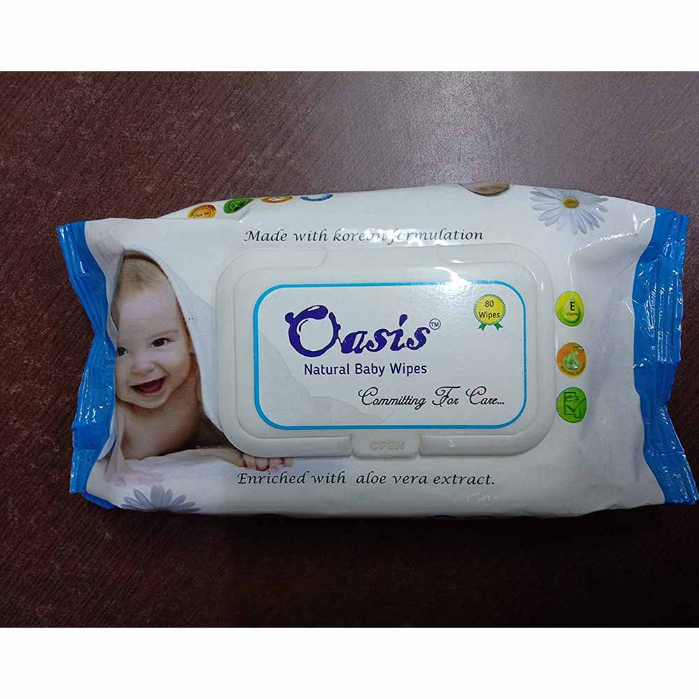 Oasis Baby Wipes