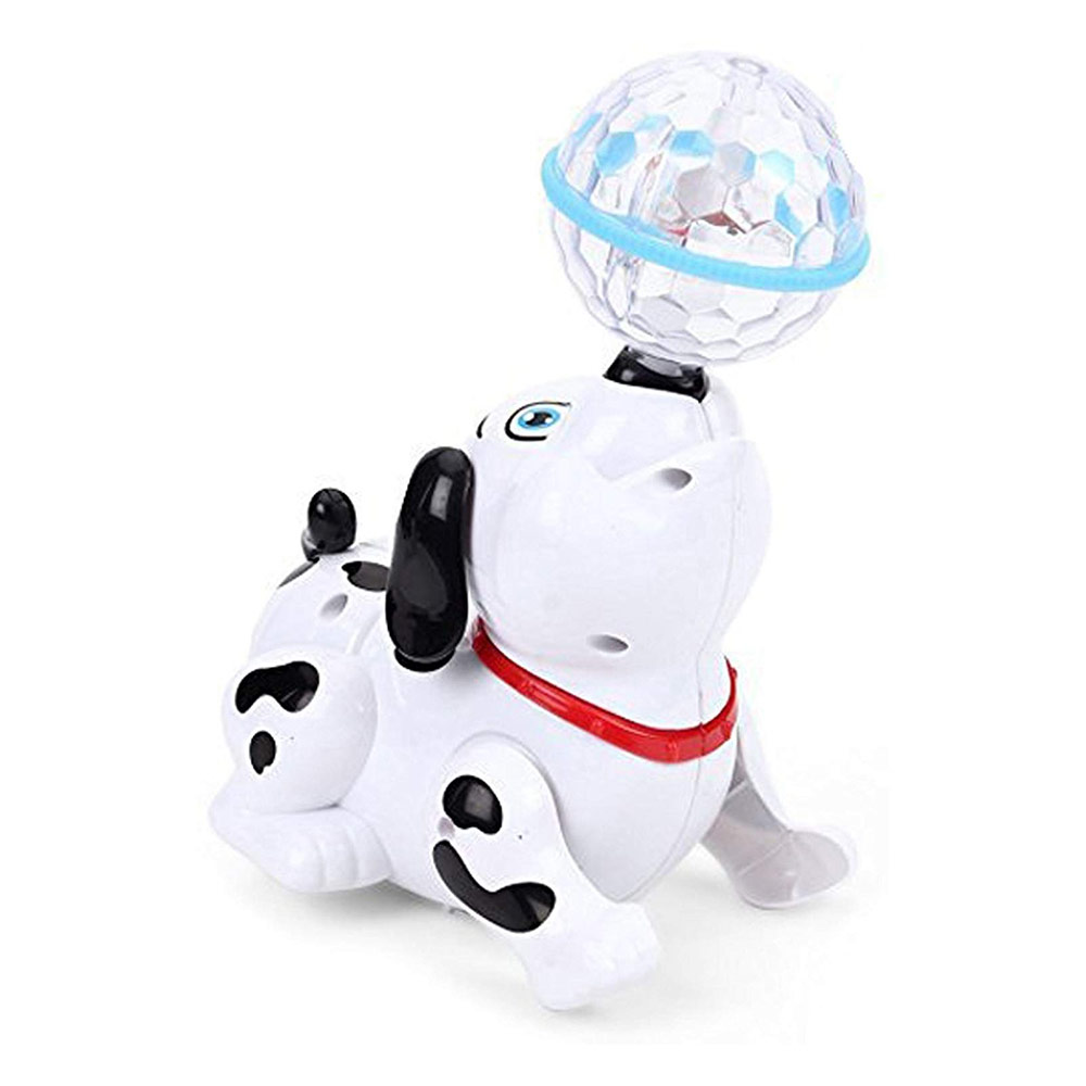 Parteet Dancing Dog with Music Flashing Lights