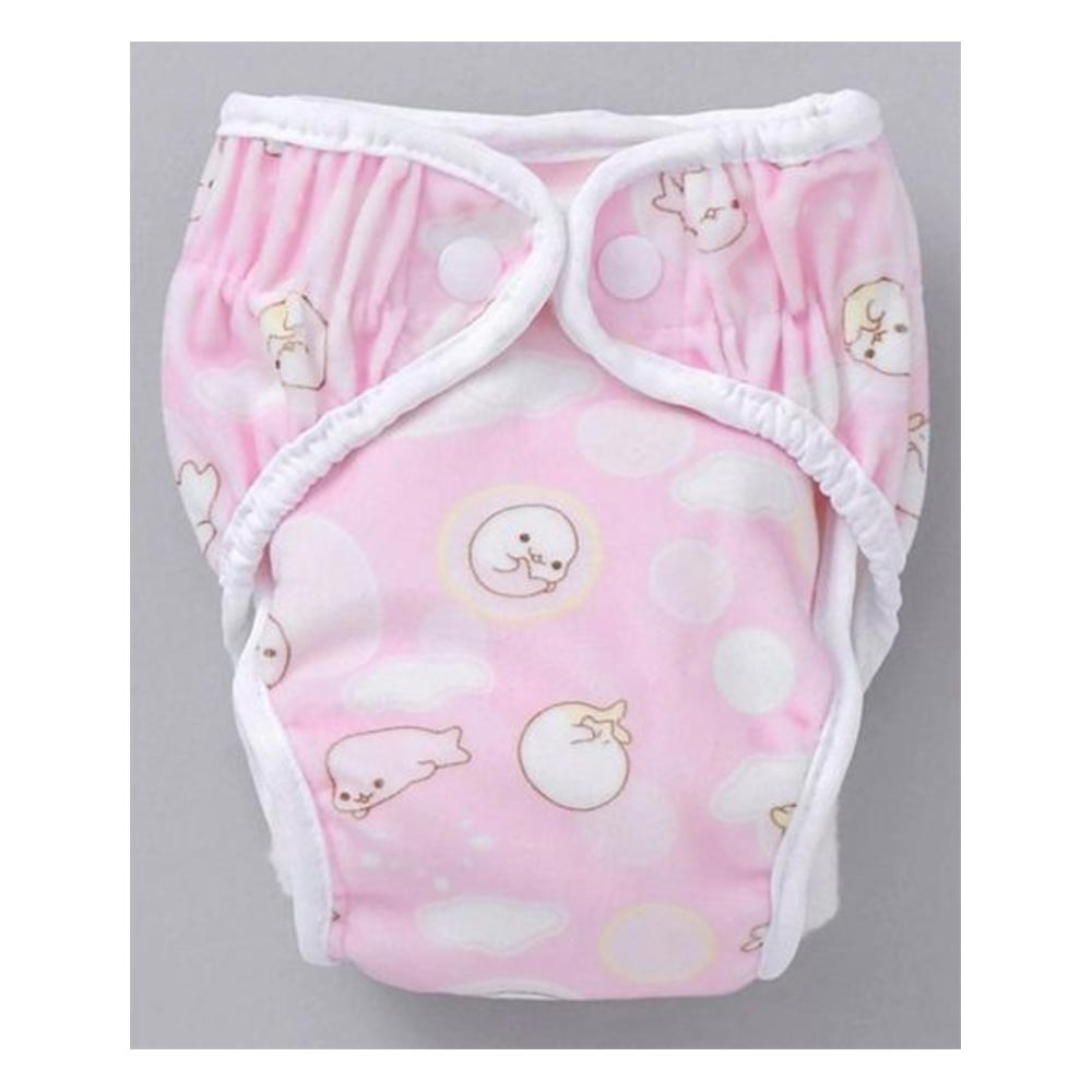 Paw Paw Washable Cloth Diapers with Insert