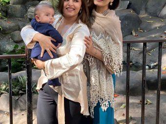 Raveena Tandon's Precious Gift For Grandson Rudra Is All About Nani Love For Him Cherish Lifelong