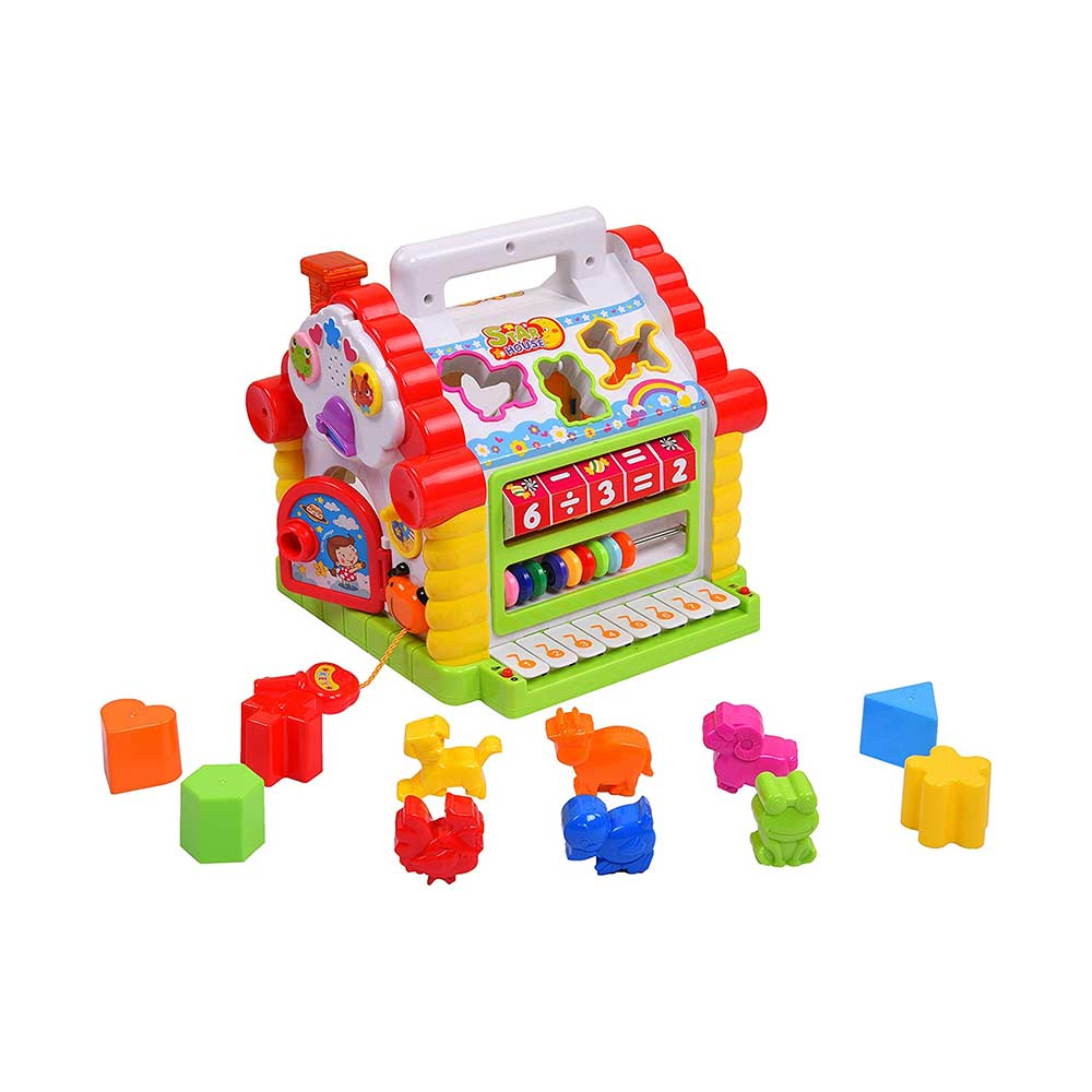 Smartcraft Colorful and Attractive Funny Cottage Educational Toy
