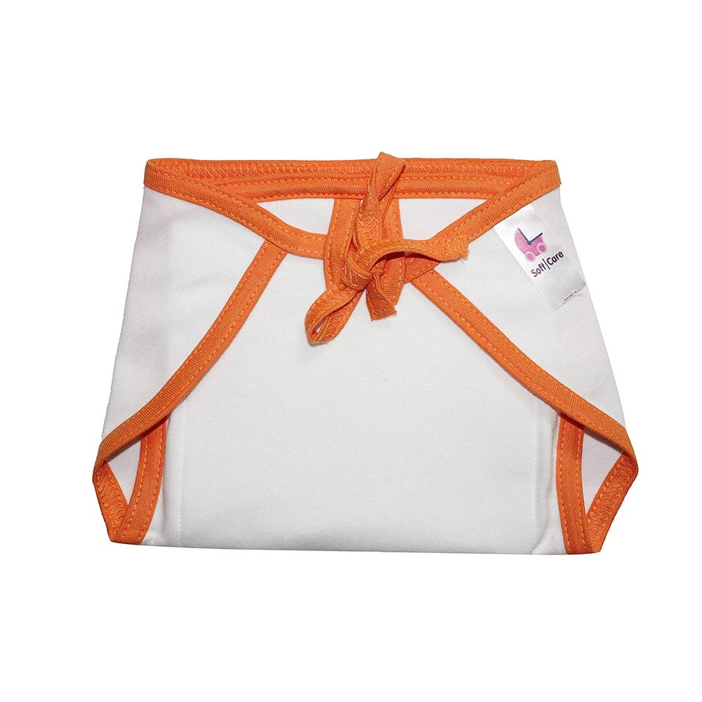 Softcare Cotton padded Baby Reusable Nappy-2