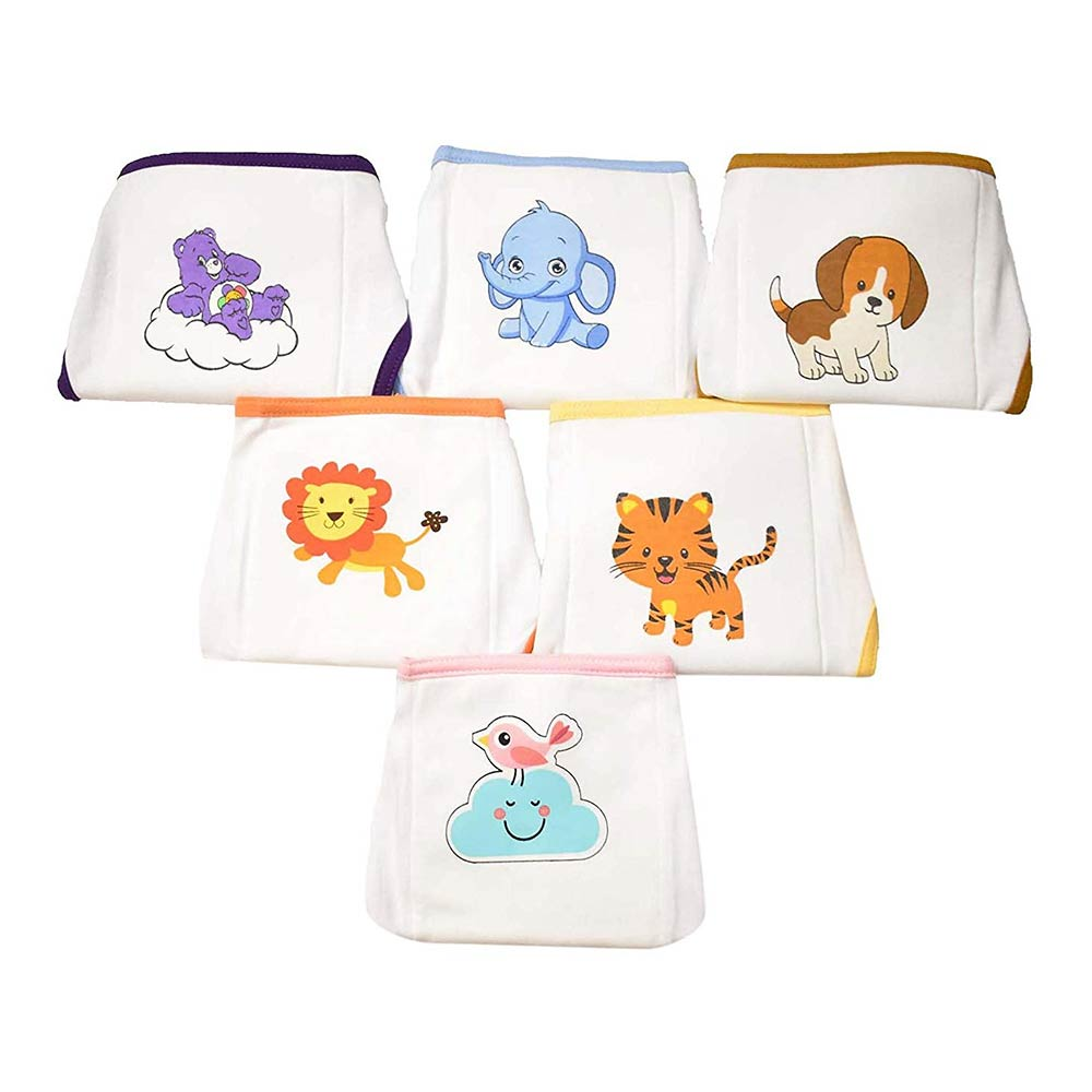 Softcare Cotton padded Baby Reusable Nappy-0
