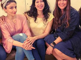 Soha Ali Khan And Neha Dhupia Weigh In Their Opinions On Postpartum Weight